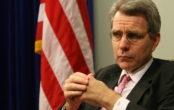 Посол США Пайетт – Коломойскому:  Закон джунглей  больше не действует