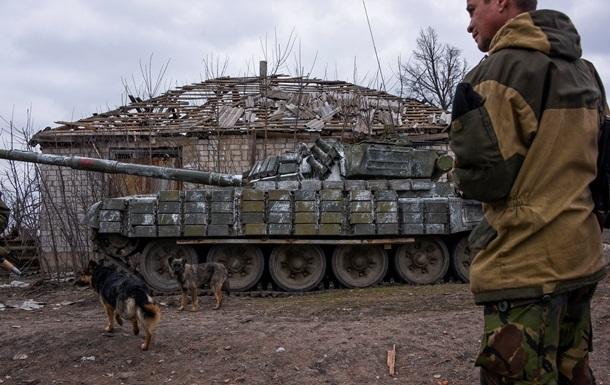 ОБСЕ зафиксировала обстрелы из тяжелых вооружений на Донбассе