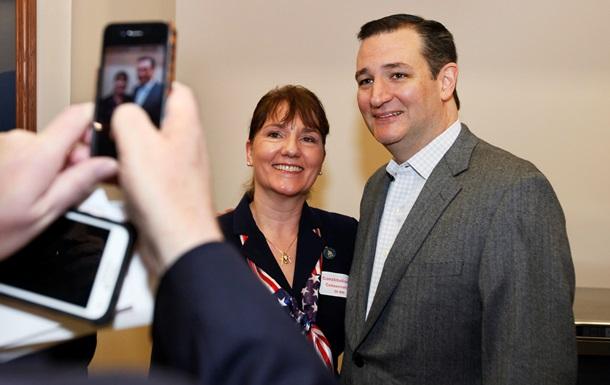 Першим кандидатом в президенти США стане республіканець від Техасу