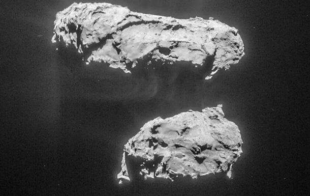 На кометі Чурюмова знайшли один з основних біогенних елементів