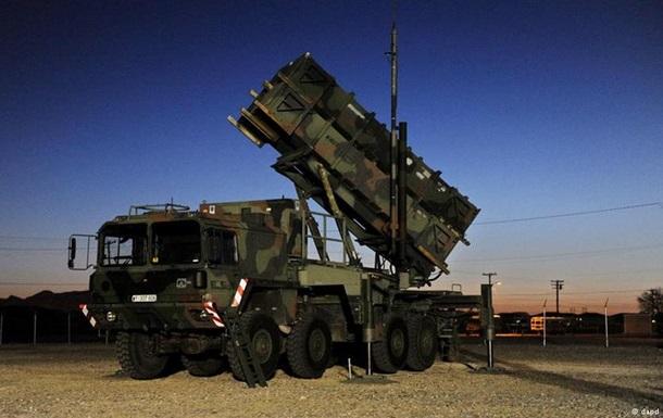 США разместили в Польше ракеты Patriot