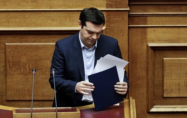 Премьер Греции уведомил Меркель, что Афины не смогут выплатить долги