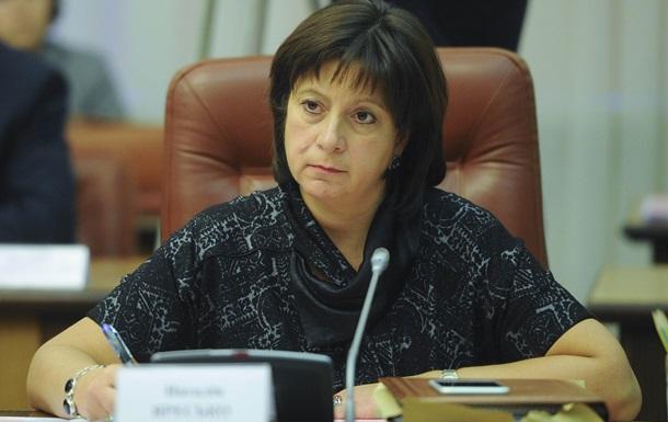 Украина может остаться без второго транша МВФ – Яресько