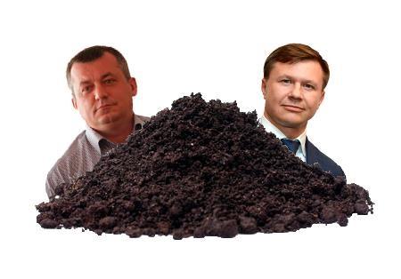 Шахрайські (корупційні) схеми Демчака по відбору землі