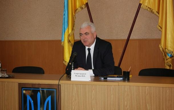 На заседании горсовета был уволен и.о. мэра Энергодара