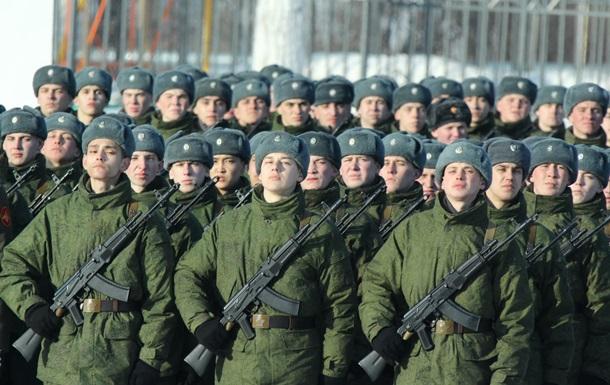 У Росії навесні призвуть 150 тисяч осіб