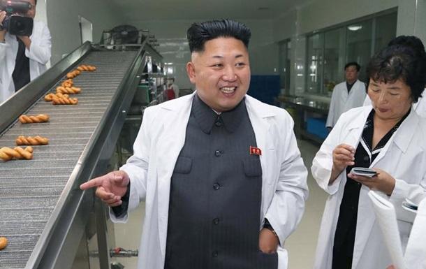 Кім Чен Ун і пхеньянська еліта  підсіли  на французькі багети - Reuters