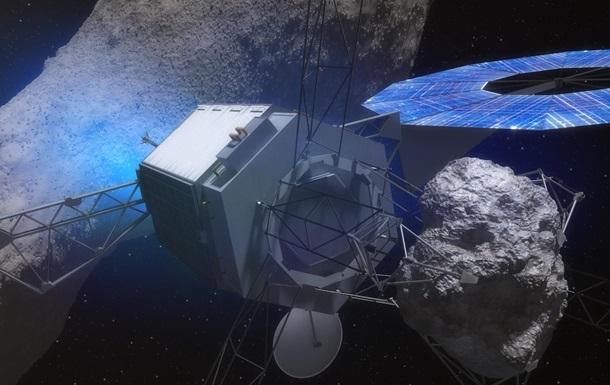 США намерены высадить астронавтов на астероид в 2025 году