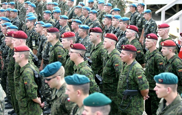 Литва одобрила создание военной бригады с Украиной и Польшей