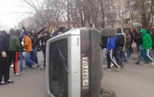 В Одесі міліція затримала авторів ролика про масові акції протесту