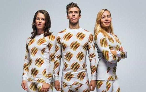McDonald s запустив лінію одягу