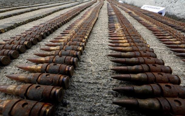 В Днепропетровске задержали милиционеров, торговавших оружием