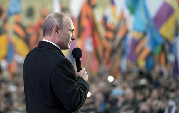 Пресса России: Решительный Путин