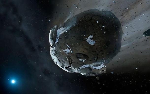 Огромный астероид сегодня приблизится к Земле
