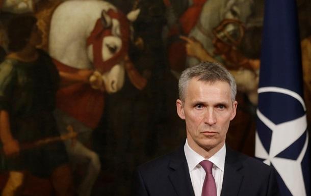 НАТО не просувається на схід, це схід хоче до альянсу - генсек