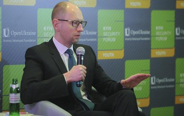 Кредит МВФ позволит избежать дефолта - Яценюк