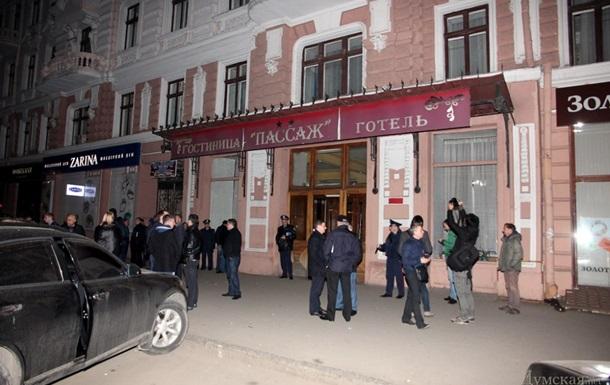 Затримано вбивцю директора одеського готелю Пасаж - ЗМІ