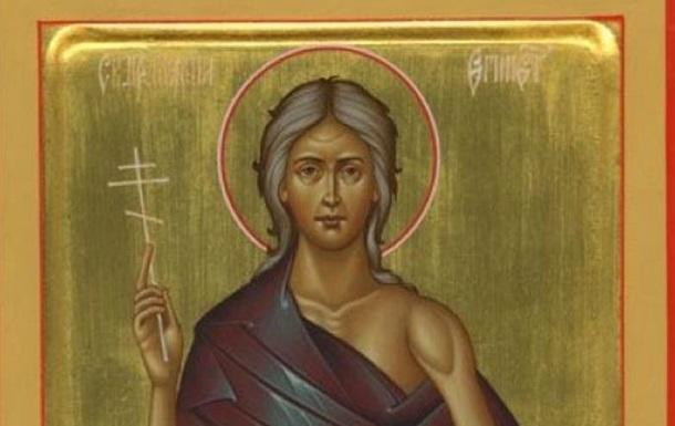 Преподобная Мария Египетская: подвиг вне времени