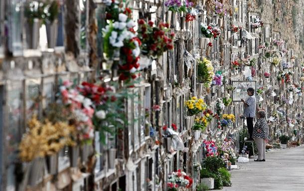 У церкві закликали українців не нести на цвинтар штучні квіти
