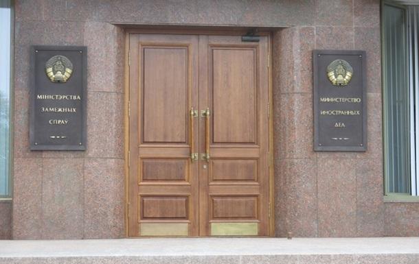 У МЗС Білорусі заявили, що не збираються вибирати між Росією та ЄС