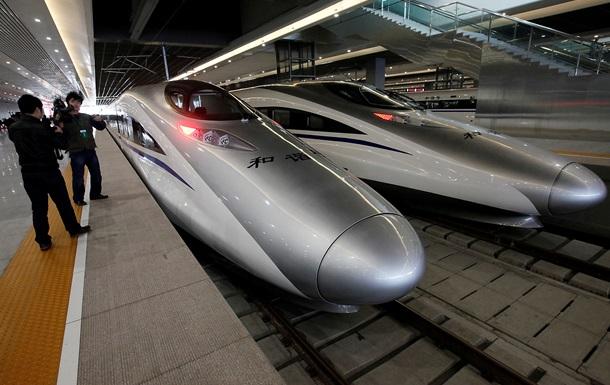 Китай готов инвестировать в железную дорогу Москва - Казань