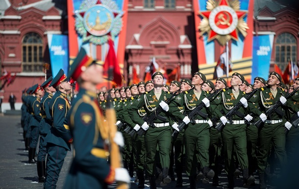 Россия позвала украинских ветеранов на Парад Победы в Москву