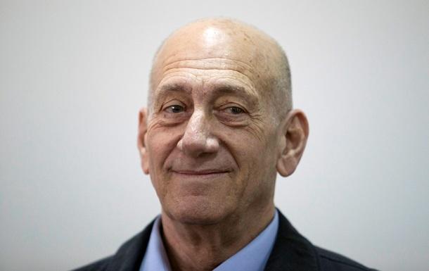 Экс-премьер Израиля Ольмерт признан виновным в коррупции