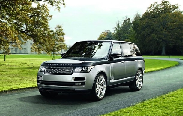 Range Rover показал свою самую роскошную модель внедорожника