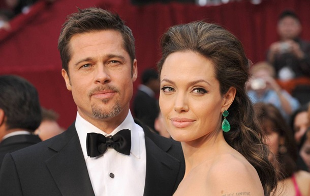 Анджеліна Джолі взяла прізвище чоловіка - ЗМІ