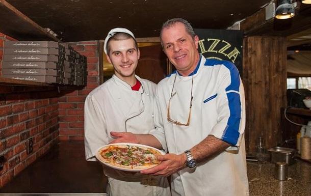 Пицца  Италия . Рецепт от шефа