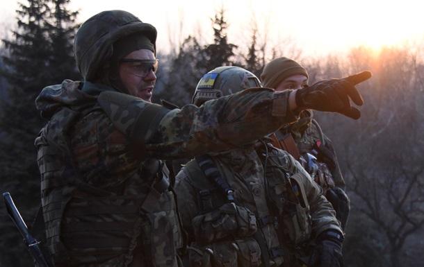 Полк  Азов  показал, как проходит  перемирие  в Широкино