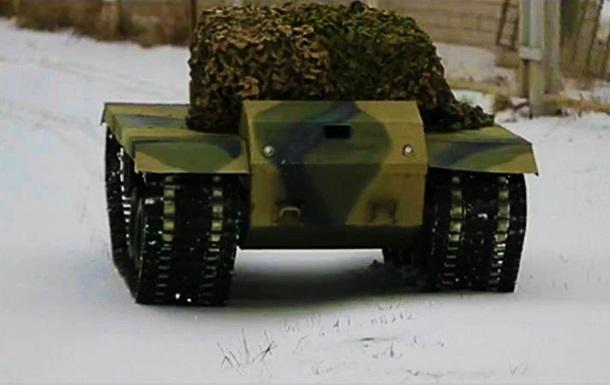 В России показали  готового служить  боевого робота