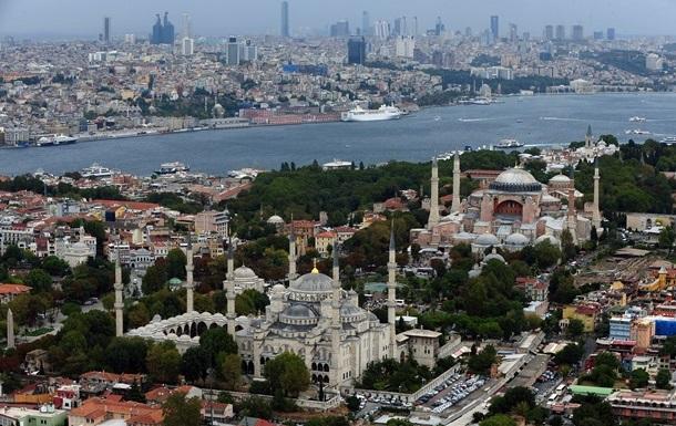 Почти вся Турция осталась без электричества