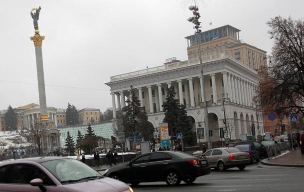 Троих человек на Институтской застрелили из гостиницы  Украина  – Евросовет