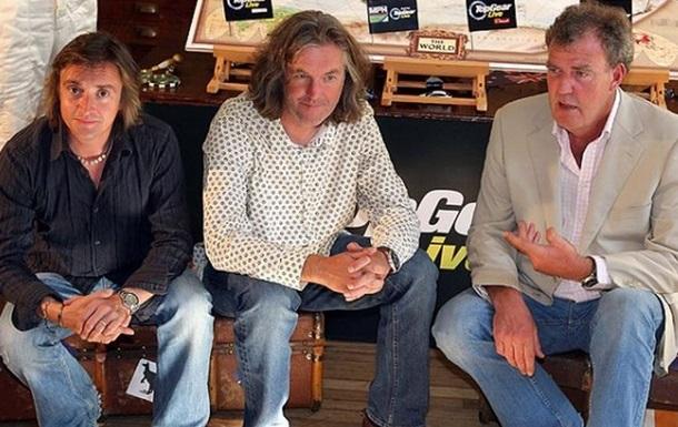 Из Top Gear уволились соведущие Кларксона