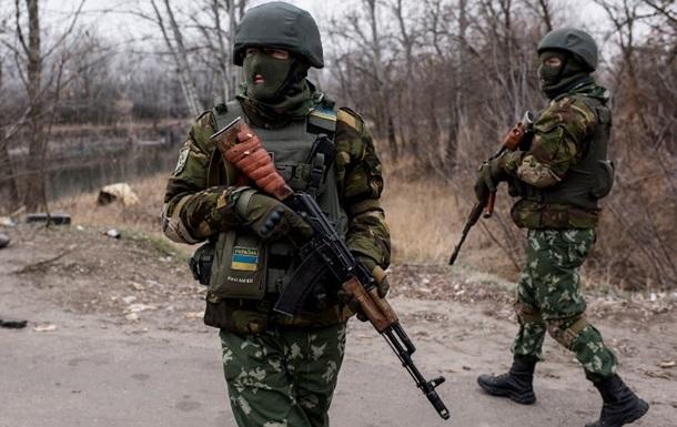 Нацгвардія заперечує повне виведення  Донбасу  з району Широкине