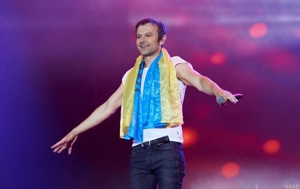 Святослав Вакарчук покидает  Голос Країни
