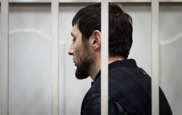 Убийство Немцова: следователи сообщили о признательных показаниях Дадаева