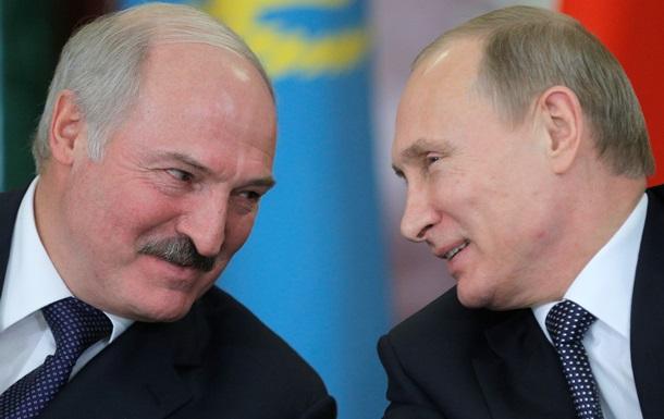 Лукашенко: У Путина отсутствуют имперские амбиции