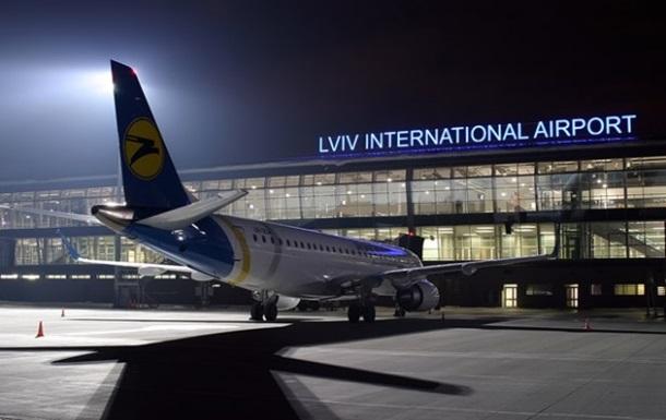 В аеропорту Львова запрацювало  відкрите небо