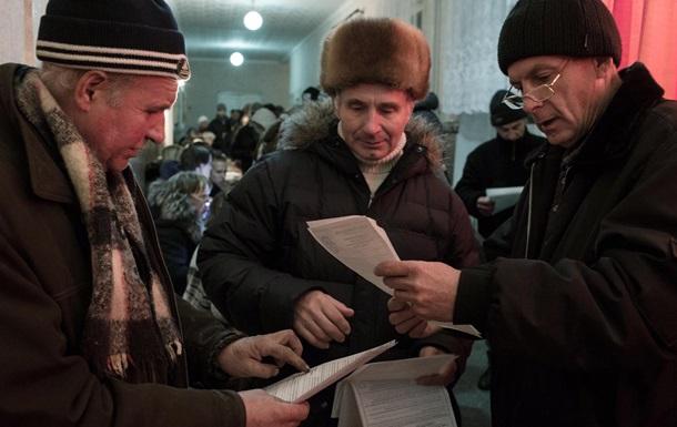 Без меня меня женили или Как пройдут выборы в Донбассе