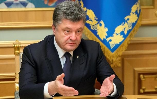 Порошенко исключил перенос местных выборов