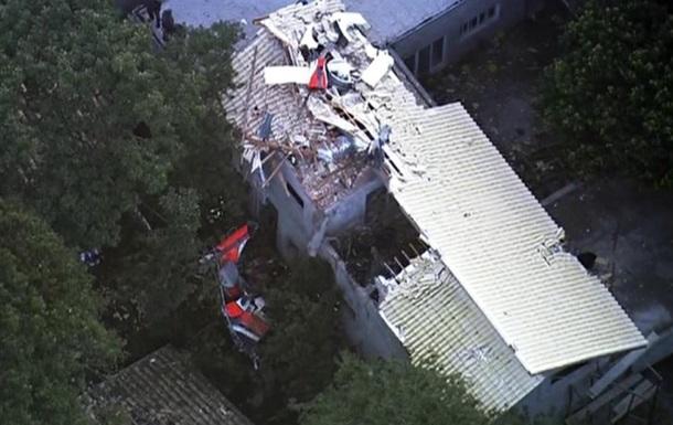 У Бразилії вертоліт впав на житловий будинок: п ятеро людей загинули