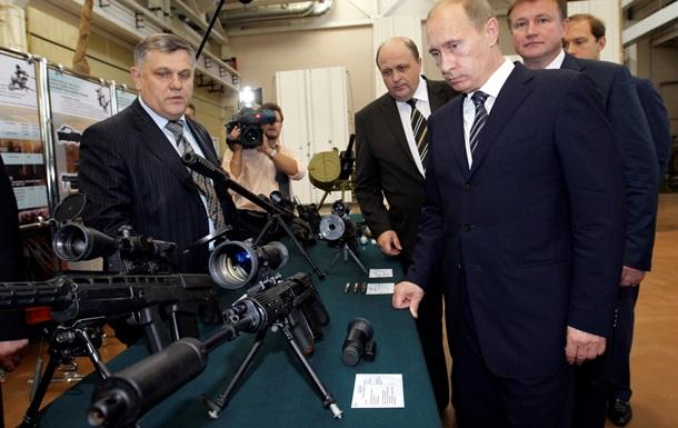 Росія поставить Таджикистану озброєння на $ 1,23 млрд - ЗМІ