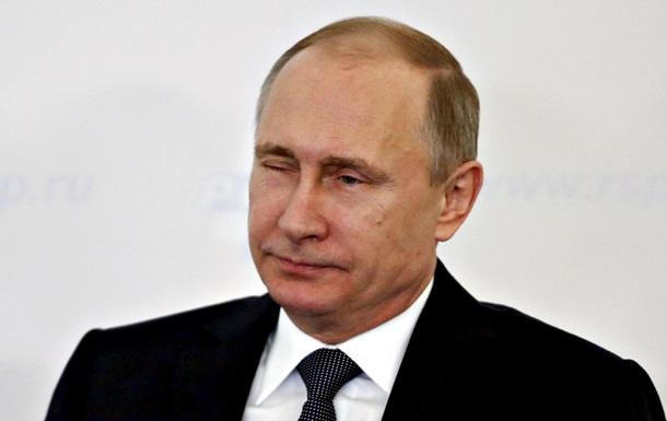 Times наполягає на правдивості чуток про хворобу Путіна