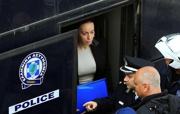 У Греції затримали дружину екс-міністра оборони, що втекла з психлікарні