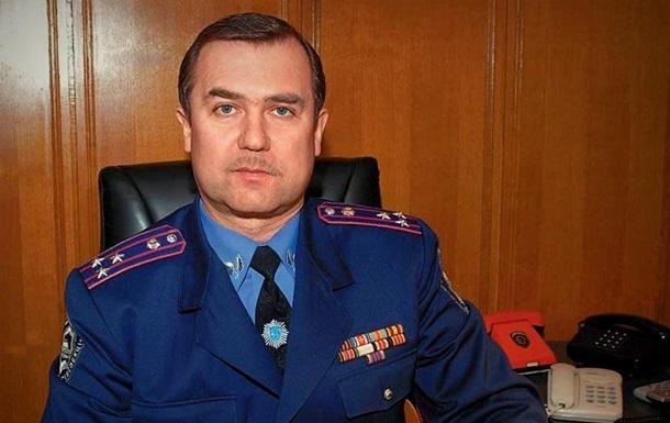 Начальник ГАИ Сиренко ушел в отставку