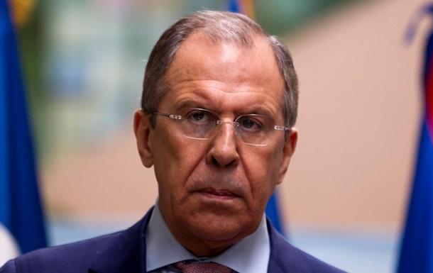 Лавров назвав умову успішного врегулювання ситуації на Донбасі