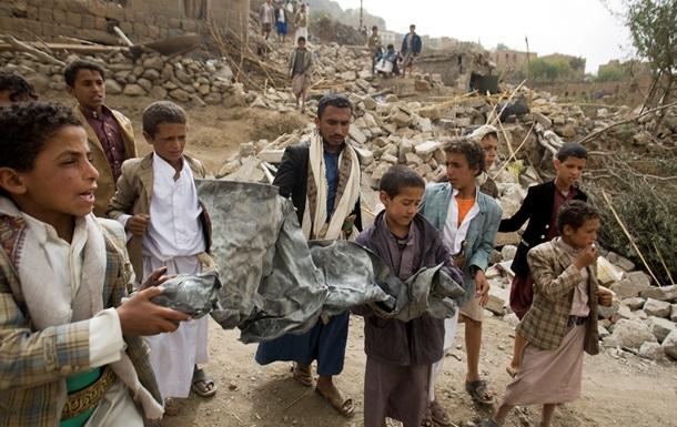 Червоний Хрест буде доставляти гуманітарну допомогу в Ємен