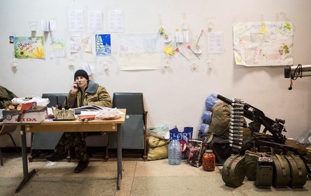 Жители Артемовска создали штаб обороны города